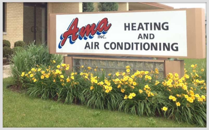 Our Furnace repair van is ready to service your home in De Pere WI